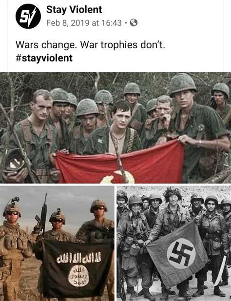 usmc changes never war