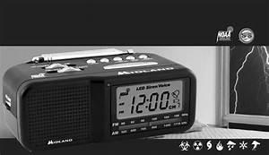 Weather Alert Radio Wr11 Manuals