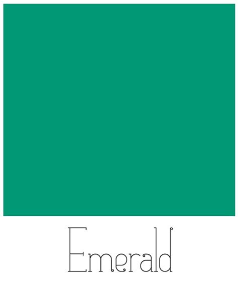 what color is emerald pantone names emerald the color of the year for 2013