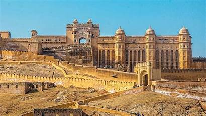 Fort Amer India Tourist Place Wallpapers Countries