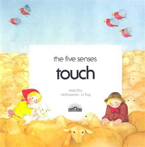 books about the five senses the measured 714 | touch maria ruis