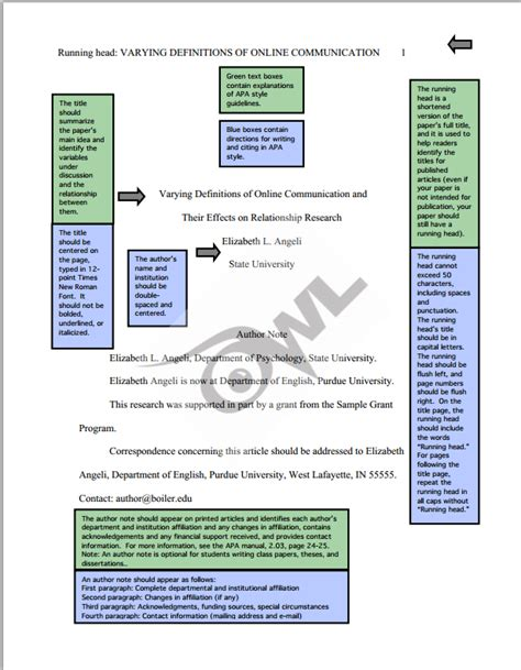 The correct case study analysis format is as important as covering the key information in it. APA Sample Paper Purdue OWL - KINESIOLOGY - LibGuides at Mississippi College-Leland Speed Library