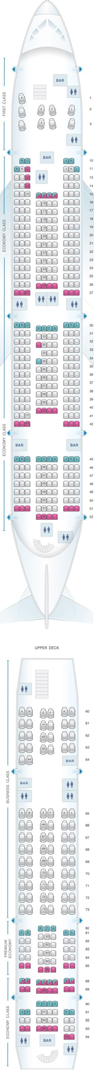plan siege a380 air plan de cabine air airbus a380 international
