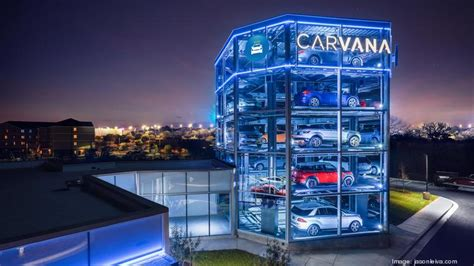 Carvana Experiences Lackluster Trading On First Day Of