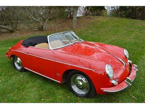 1961 Porsche Boxster