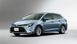 Car Pictures Review  2020 Toyota Corolla Wagon