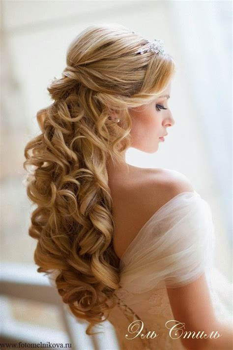 coiffure mariage cheveux d 233 tach 233 s wedding hairstyle coiffures mariage and