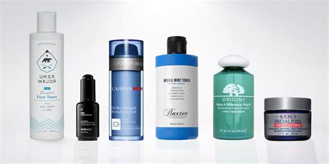 Male anti aging skin care