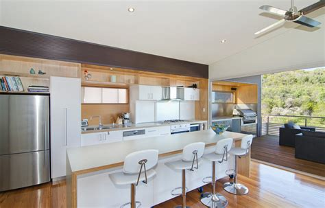 kitchens with wood floors binningup house style kitchen perth by 8786