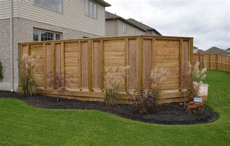 durable fencing durable backyard fence ideas with bamboo material peiranos fences