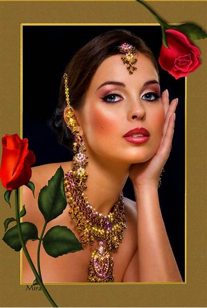 Animated Makeup Bridal Indian Photobucket Professional Woman