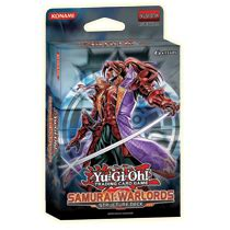 Six Samurai Structure Deck List by Yu Gi Oh Trading Card