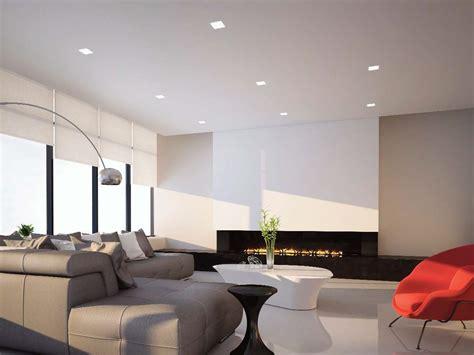 luminaire chambre spot led pour plafond encastrable zero q14 by flexalighting