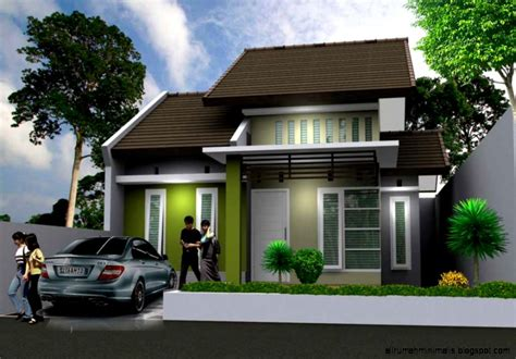desain rumah idaman minimalis design rumah minimalis