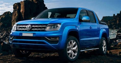 vw amarok upgrades design specs  truck models