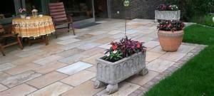 Terrassenplatten Verlegen Auf Splitt : terrassenplatten beton verlegen ~ Michelbontemps.com Haus und Dekorationen