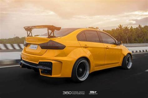 Suzuki Ciaz Modification by This Is The Best Modified Maruti Suzuki Ciaz We Bet