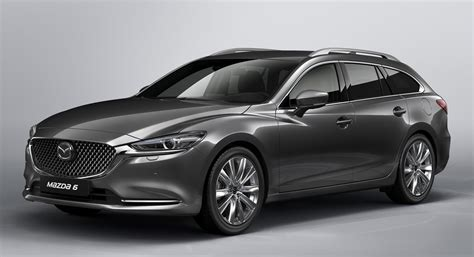 2019 Mazda6 Tourer (wagon) Confirmed For Geneva Debut