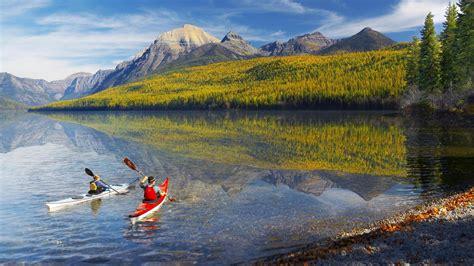 White Water Kayaking Wallpaper