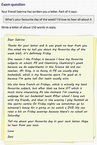 Writing Dates Review Worksheet A Letter to A Friend - wp ...