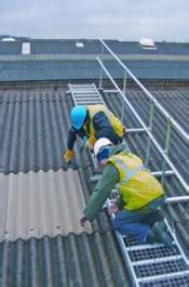 safe replacement  supply  roofing systems