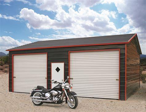 Metal Garages Ohio  Metal Garage Prices  Steel Garage