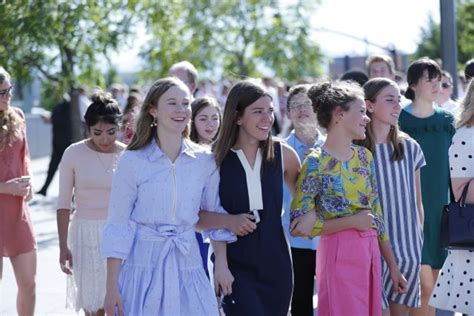 lds youth respond  president nelsons challenge