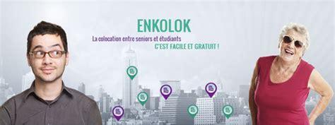 la colocation senior étudiant ou enkolok fr un site pour favoriser la colocation