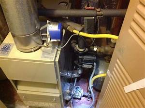 Gas Powered Hot Water Baseboard Heater Problem  2 Zones
