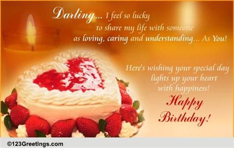 happy birthday love  birthday   ecards greeting cards
