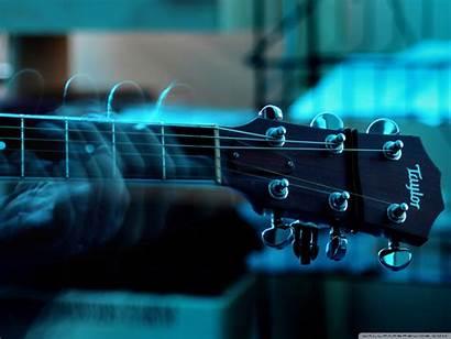 Playing Guitar Standard Wallpapers Desktop