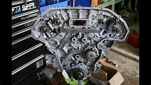 Infiniti G35    Nissan 350z - Vq35de Motor Tear Down