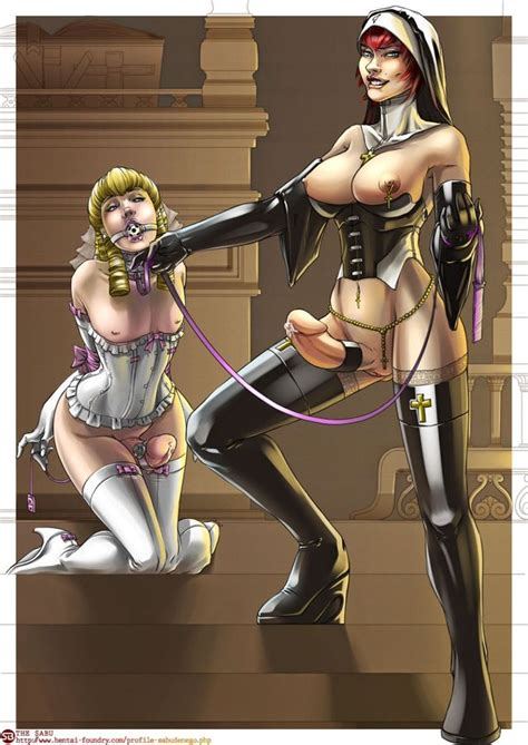 Futa Nun And Sissy Slave Futanari Nun Hentai Sorted