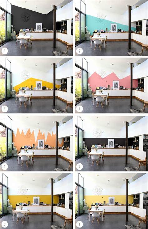 couleur de mur de chambre les 25 meilleures idées de la catégorie couleur des murs
