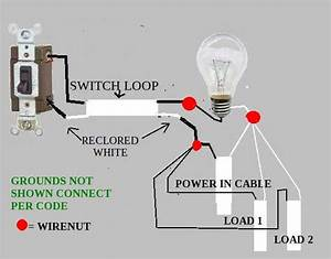 To Light And Fan Switch Wiring Diagram 1
