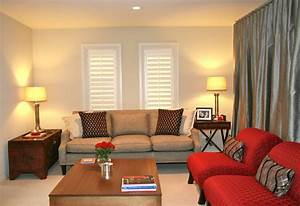How to decorate a small living room modern living room for How to decorate a living room on a budget ideas