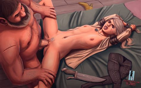 Ciri In Trouble By Cherrysock Hentai Foundry