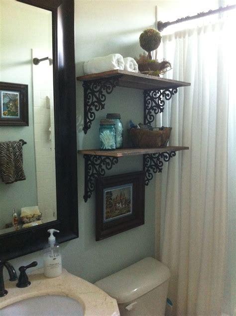 shelf brackets  hobby lobby  reclaimed wood easy