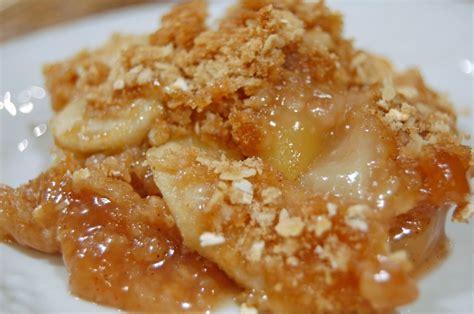Apple Crisp Recipes Squared