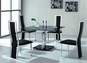 Glas Esstisch Mit Stühlen : esstisch glas schwarz ~ Bigdaddyawards.com Haus und Dekorationen