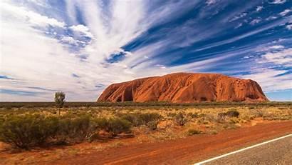 Australian Places Uluru Culture Spirit