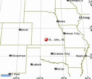 St. John, Kansas (KS 67576) profile: population, maps ...