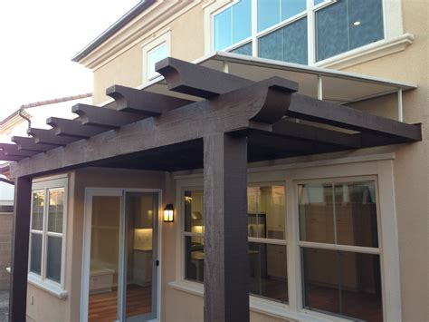 wooden awning  provide extra space   home  wooden decking durban medium