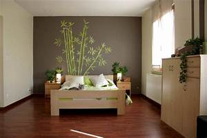 idee deco vos chambres With idee deco chambre zen