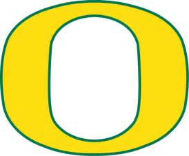 Oregon Ducks Alternate Logo - NCAA Division I (n-r) (NCAA n-r) - Chris ... Oregon