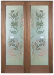 Etched, Glass, Designs, With, A, Floral, Feel