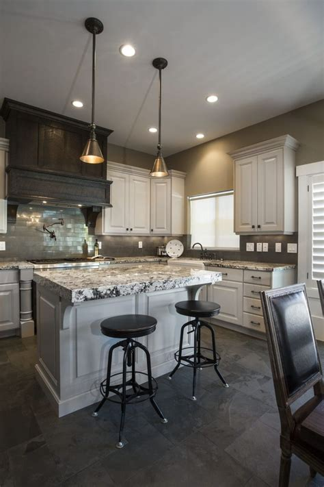 pictures of kitchen designs with islands 17 best ideas about black granite countertops on 9108