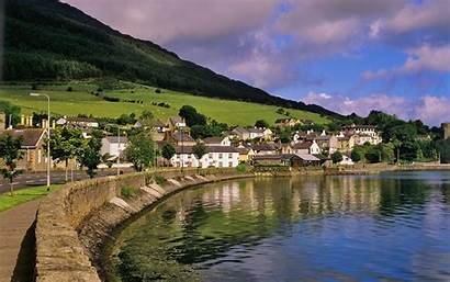 Ireland Countryside Irish Qygjxz