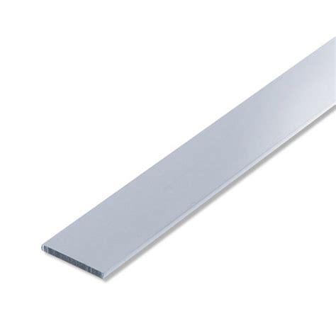 plat aluminium anodis 233 l 2 m x l 3 cm leroy merlin