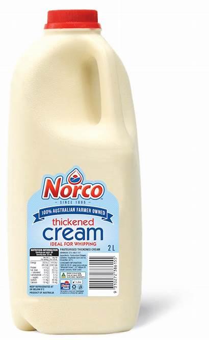 Cream Thickened Norco